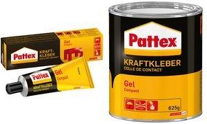 Pattex Kontaktkleber Gel Compact mit Lösungsmittel bote von