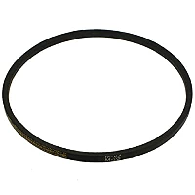 Chenweiwei LCuiling-Synchronous Belt Width 10mm M Type Machinery Drive Band Vee V Belt Girth 381mm 430mm 432mm 470mm 600mm 635mm 700mm 711mm 762mm Stable and Durable (Width : 10mm x 660mm)