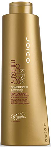 Joico K-PAK Color Therapy Color-Protecting Conditioner, 33.8 Oz (Old Pkg)