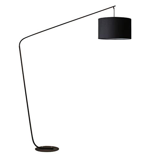 Lámparas de pie para salón Modern Inicio Lámpara de pie LED Sala de Estar Dormitorio Estudio Simple Moderna lámpara de Pesca Creativa Lámpara de pie Lámparas de pie para Dormitorio