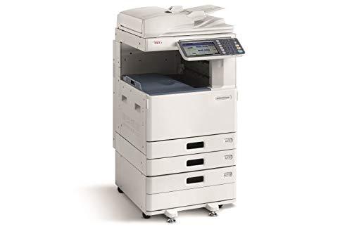 OKI ES9475 Laser 50 ppm 1200 x 600 dpi A3 - Impresora multifunción (Laser, Impresión a Color, 1200 x 600 dpi, 1100 Hojas, A3, Gris, Blanco)
