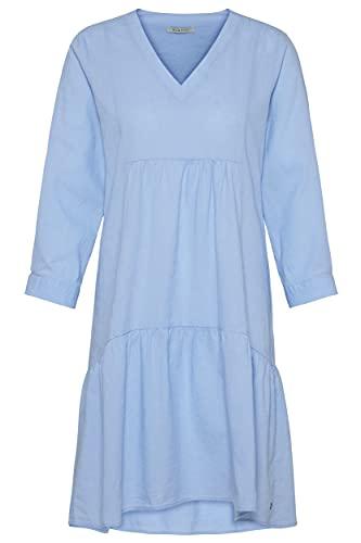 bugatti Damen 1073-30035 Kleid, hellblau, 34