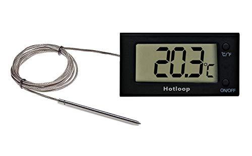 Hotloop Digital Ofen Thermometer Hitzebeständig bis 300 ° C mit Großer Anzeige