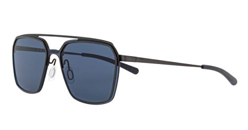 Spect Eyewear Clearwater 002 - Gafas de sol, color gris oscuro