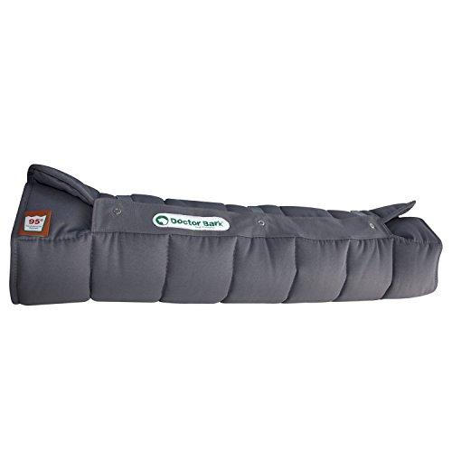 Doctor Bark Dog Blanket Portable, Grey
