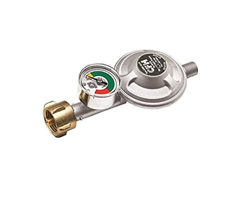 CFH Druckregler mit Füllstandsanzeige DRF 428, 52428, Silber