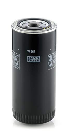 Original MANN-FILTER W 962 - Schmierölwechselfilter - für Industrie, Land- und Baumaschinen