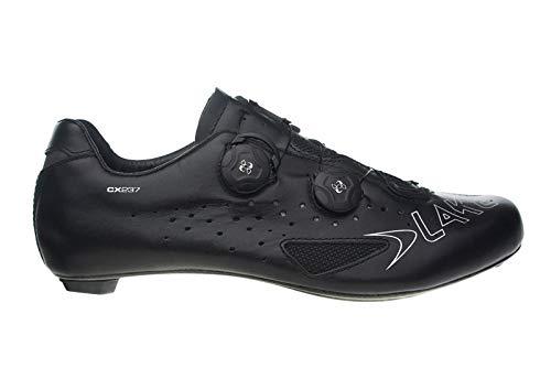 Lake Cx237-x - Zapatillas de Ciclismo Unisex para Adulto, Unisex Adulto, L3009597, Negro, 40