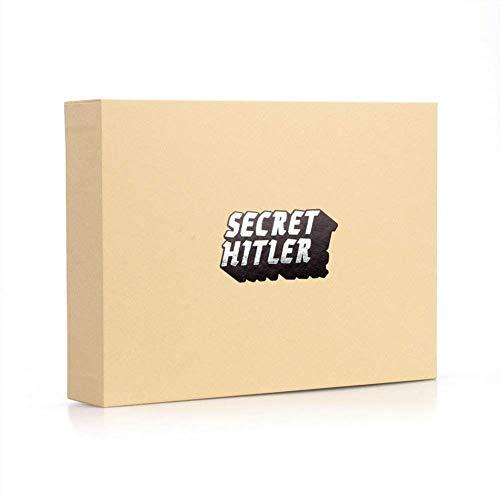 Quickfashion Secret Hitler Brettspiel Mit Einer Tasche Für Familienfeier