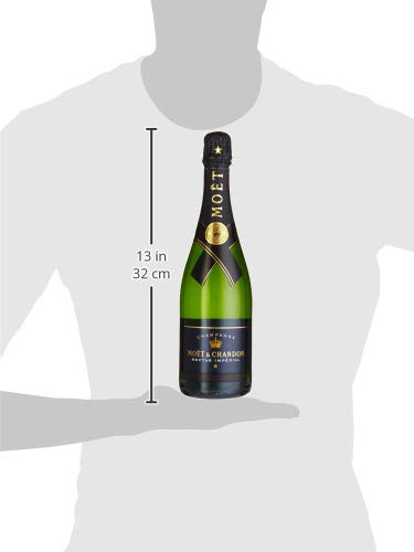 Moët & Chandon Nectar Impérial Champagne in Geschenkverpackung (1 x 0.75 l) - 6