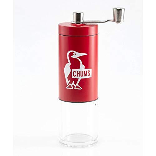 チャムス 調理器具 コーヒーミルCH62-1412Red