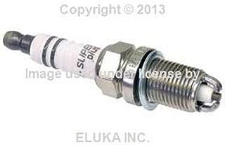 4 X BMW Genuine Engine Ignition Spark Plug - Bosch FR-7-LDC+ (7402) for 840Ci 840i 740i 740iL 525i 530i 540i 318i 318is 318ti 320i 325i 325is M3 740i 740iL 528i 540i Z3 1.9