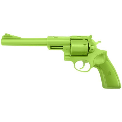 Cold Steel Ruger Super Redhawk Rubber Training Revolver, grün