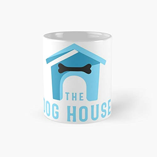 The Dog House Dog Classic T-shirt 3d Printing Classic Mug | Best Gift Funny Coffee Mugs 11 Oz