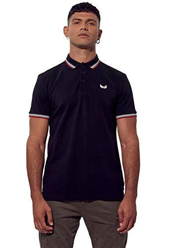 KAPORAL Herren RAYOC Polo-Pullover, Black, S