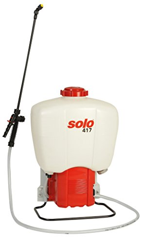 Solo 417 Battery Powered Backpack Sprayer, 4.75 Gallon