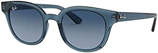Ray-Ban RB 4324 BLUE/BLUE SHADED 50/21/150 unisex Sunglasses