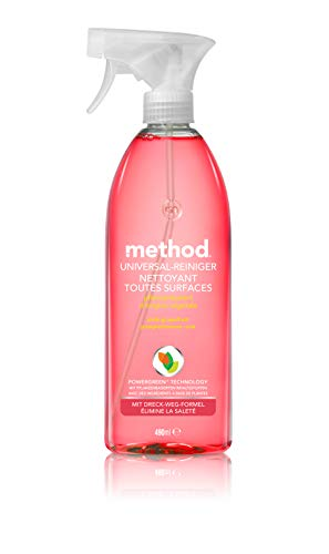 method Universal-Reiniger Pink Grapefruit, 2er Pack (2 x 490 ml)