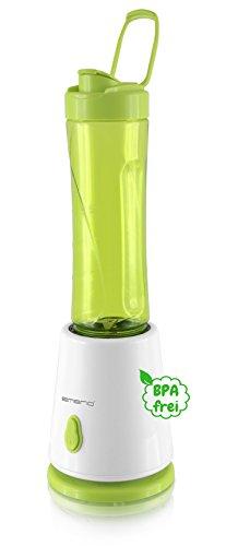 Emerio BL-108357.6 batidora de vaso personal, 300 W, 0.5 litros, verde