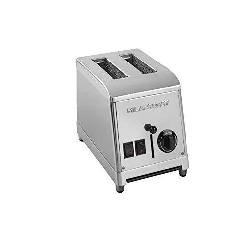 Milan Toast 7200 Toaster 2 sleuven
