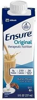 Ensure Nutritional Supplement ( SUPPLEMENT, ENSURE BUTTR PECAN, 8 OZ CAN ) 24 Each / Case