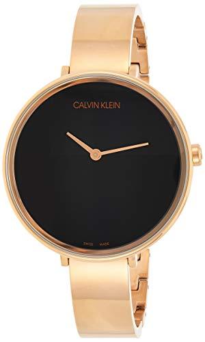 Calvin Klein Reloj Analógico-Digital para Unisex Adultos de Cuarzo con Correa en Acero Inoxidable K7A23641