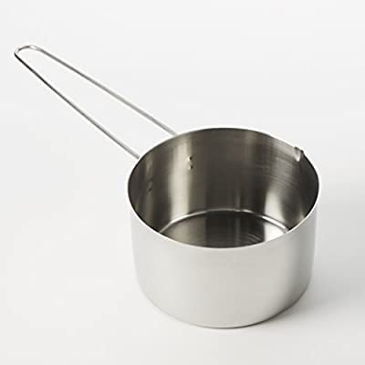 American Metalcraft MCL200 Stainless Steel Measuring Cup, 2-Cup