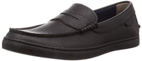 Cole Haan Men's Nantucket Loafer, Black Leather, 10.5 Medium US