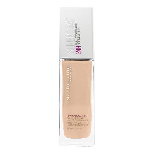 Maybelline New York Super Stay 24H Make Up 28 Soft Beige 3er Pack(3 x 30 milliliters)