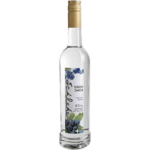 Schlehenwasser Schlehen-Brand Vegan BARRIQUE-Destillate und Liköre Baden Deutschland 500ml-Fl