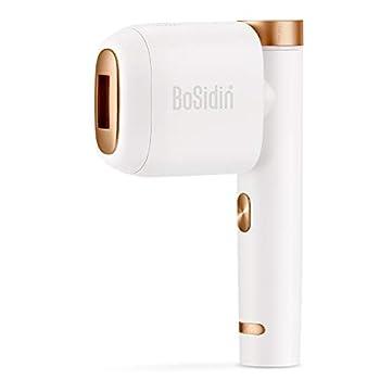 BoSidin Permanent Hair Removal for Women & Men Painless - Face Upper Lip Chin Bikini Leg & Body Use