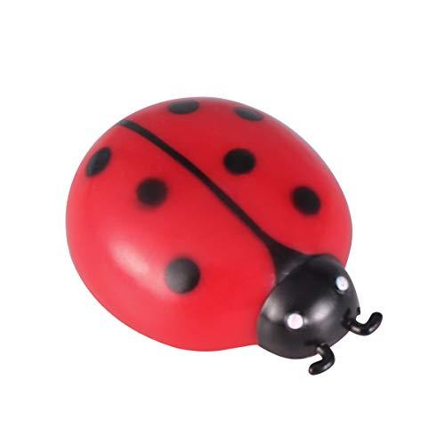 POPETPOP Katzen Teaser Spielzeug Elektro Insekt Spielzeug Auto Käfer Spielzeug für Indoor Home Cat Interactive Toys
