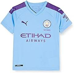 Puma Camiseta Manchester City 1ª Equipación 2019/2020 Niño
