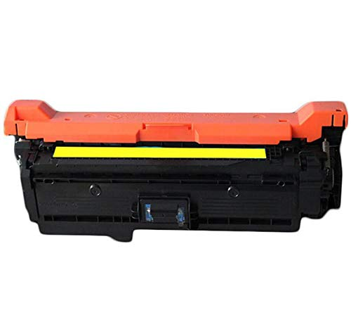 Adecuado para HP CE400A Cartucho de tóner compatible con color HP M551 / M551DN / M570 / M575DW / M570 / M575DW / CE400A / M575DW / CE400A / 507A Cartucho de tóner d yellow