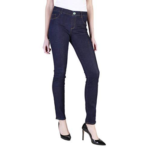 Carrera Jeans - Jeggings per Donna, Look Denim, Trattamento con Aloe Vera IT M