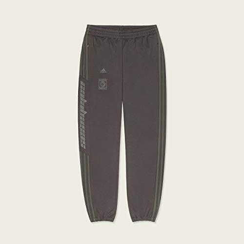 Adidas EA1901 Yeezy Kanye West Calabasas Pantalon de survêtement Marron Taille S