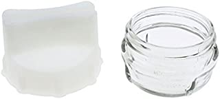 Strong Tough Glass Lamp Bulb Lens Cover & Removal Tool Compatible With Bosch Neff Siemens Ovens 40 Watt