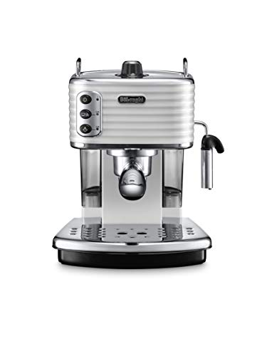 De'Longhi ECZ 351.W Scultura Espressomaschine (1100 W) weiß