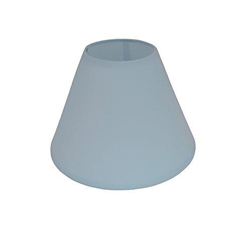 9' Coolie Ceiling Table Lamp Shade Black Cream Lt Blue Lt Green Navy Peach Red - Main Colour: Light Blue