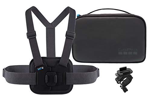 GoPro Sports Kit Accesorios, Sport, Negro