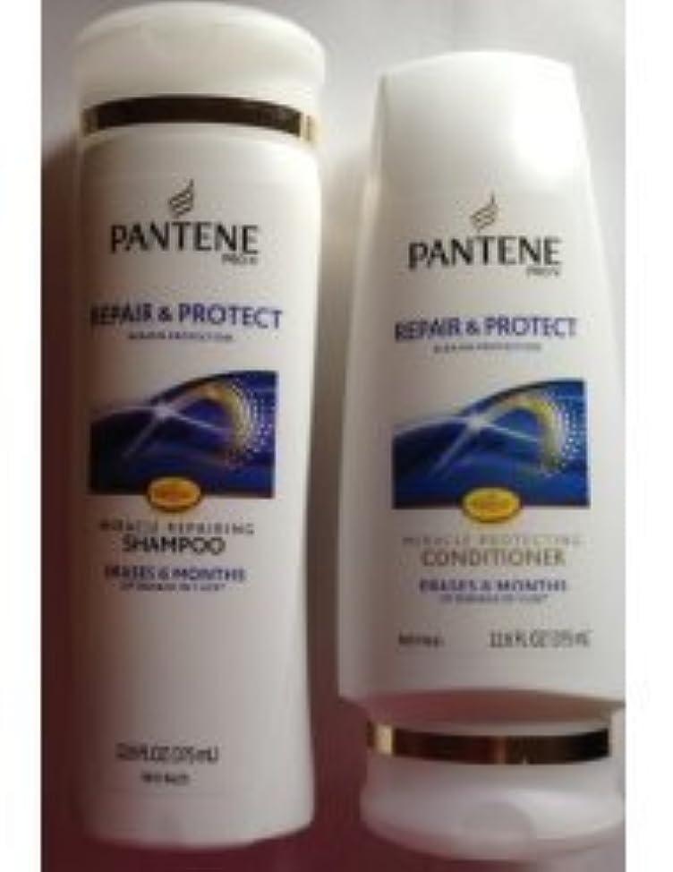Pantene Pro-V Repair & Protect Shampoo & Conditioner Set 12-12.6 Oz. Each