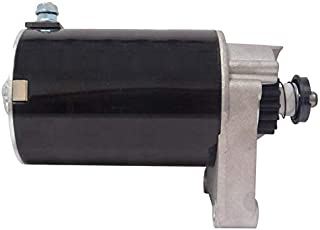 New Starter For 1996-1998 Briggs V Twin 14HP 16HP 18HP 108mm OAL 393017 394674 394808 497596 399928 495100 498148 SBS0009