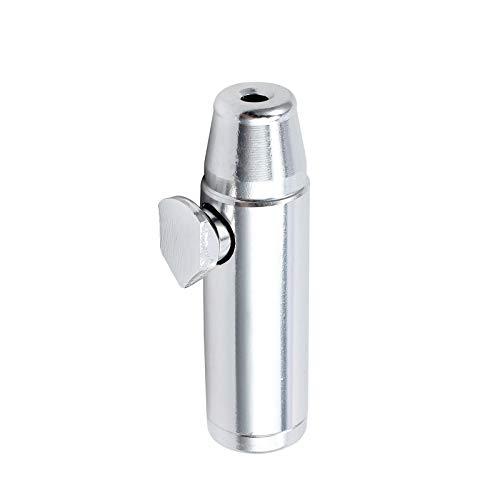 Bullet Dosierer Silber snuff bottle silver Portionierer für Schnupftabak snuf