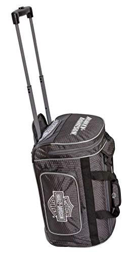 Harley-Davidson 20' Tough Terrain Carry-On Wheeled Duffel Bag 98920-BLACK (20')