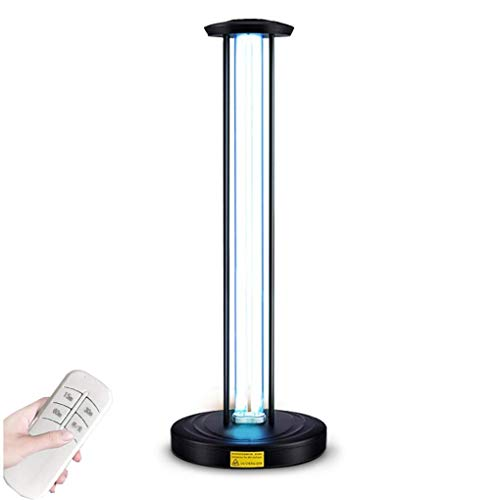 Fernbedienung Timing-UV-Desinfektion UV-Lampe Entkeimungslampe Sterilisator Licht UV-Ozon-Desinfektion Sterilisation for Heim (Größe: 58W) ZHANGKANG (Size : 38W)