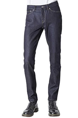 Cheap Monday Sonic Jeans Slim, Blu (Non Lavato), W32/L34 Uomo