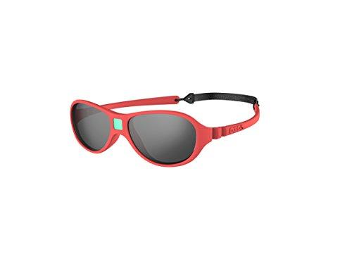 Ki Et La Ki ET LA - Babysonnenbrille im Stil Jokaki - 100% unzerbrechlich - Koralle - 12-30 Monate