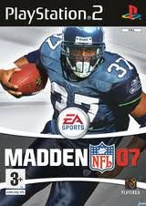 Electronic Arts Madden NFL 07, PS2