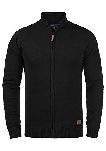 BLEND Norman - chaqueta de lana para hombre, tamaño:3XL, color:Black (70155)