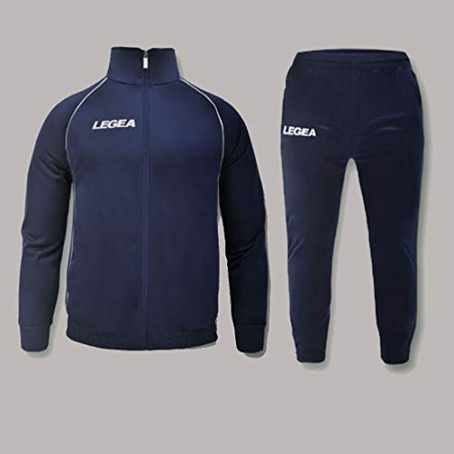 LEGEA trainingspak Florida Color Junior Relax Tempo Libero voetbal, voetbal, RAPPRESENTANG